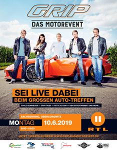 Grip Das Motorevent